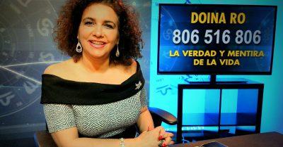 Doina Barbu, famosa vidente televisiva y escritora nuestra | Ediciones Albores