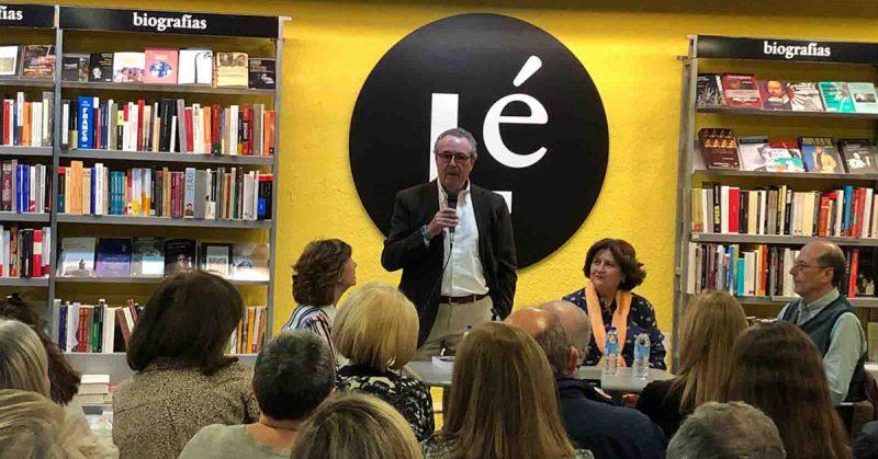 Presentación multitudinaria de nuestro autor Luis Ángel de Pablo | Ediciones Albores