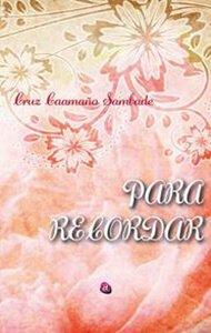 Para recordar | Ediciones Albores