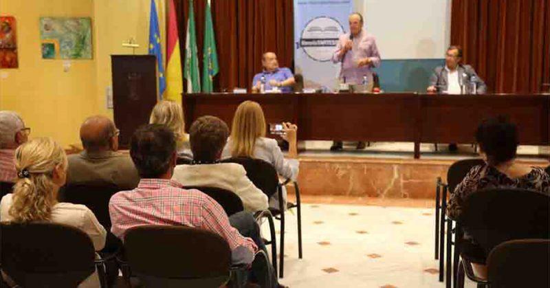 Fotos de la presentación de nuestro Luis Ángel de Pablo | Ediciones Albores