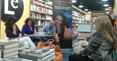 Presentación de la famosa autora y vidente televisiva Doina Barbu | Ediciones Albores